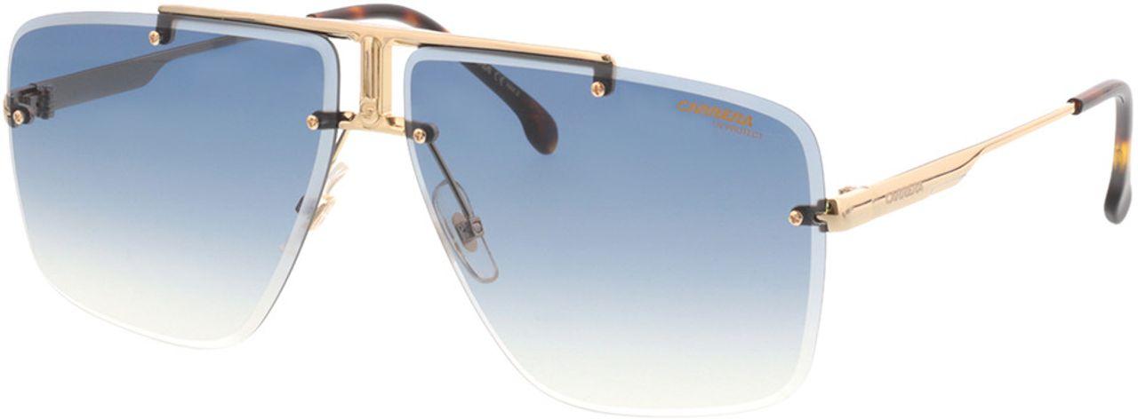 Picture of glasses model Carrera CARRERA 1016/S 001 64-11 in angle 330