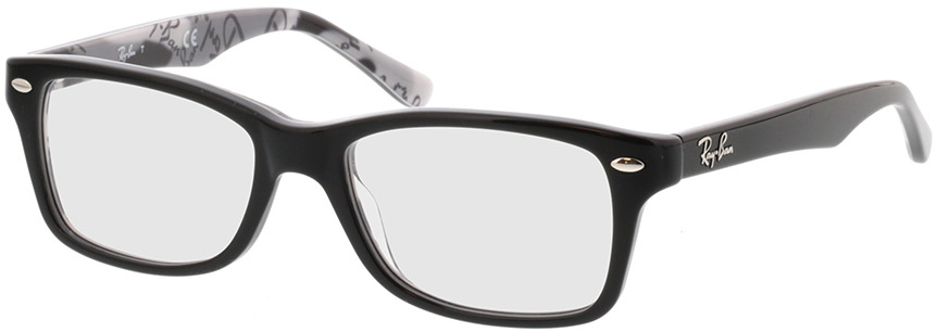Picture of glasses model Ray-Ban Junior RY1531 3803 48-16 in angle 330