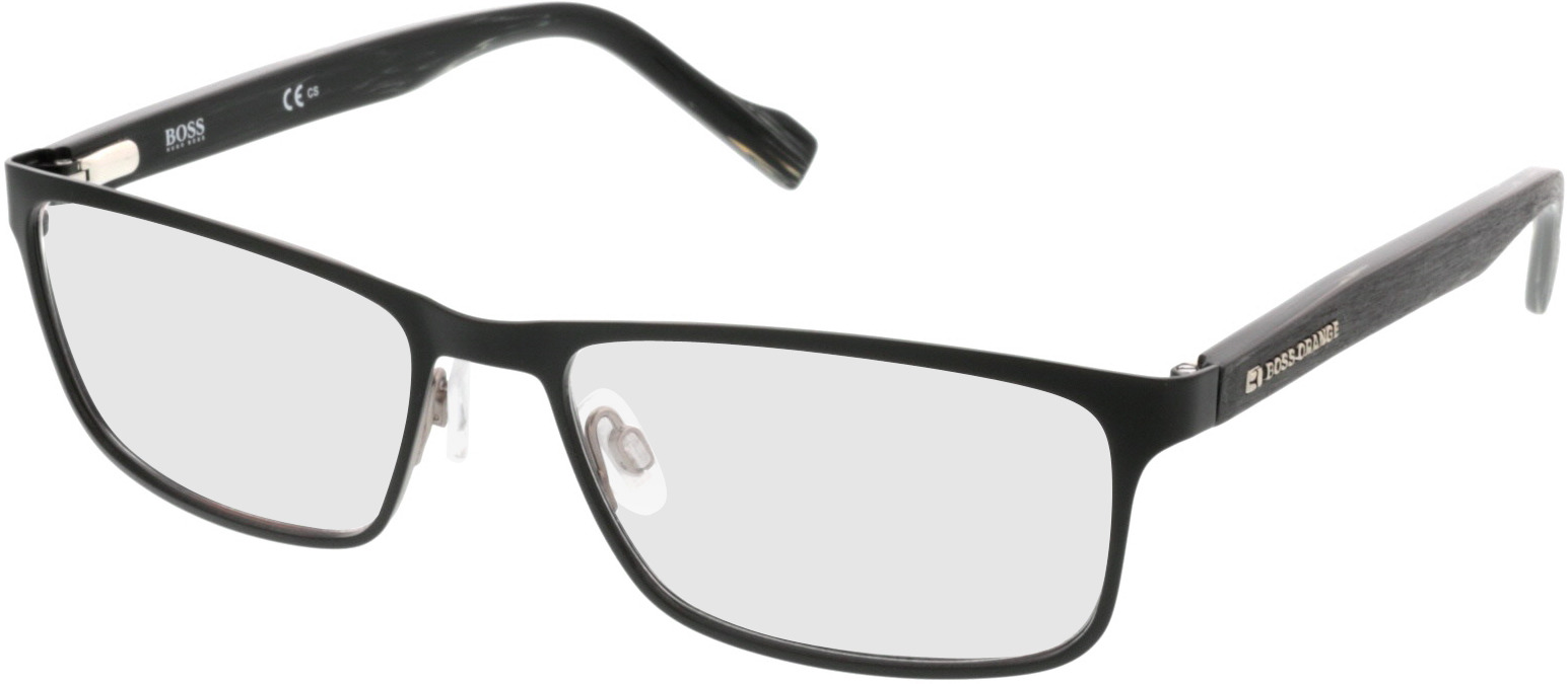 Picture of glasses model Hugo HG 0151 003 55-17 in angle 330