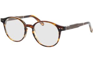 Optical Solln Premium ebony/havana 49-19