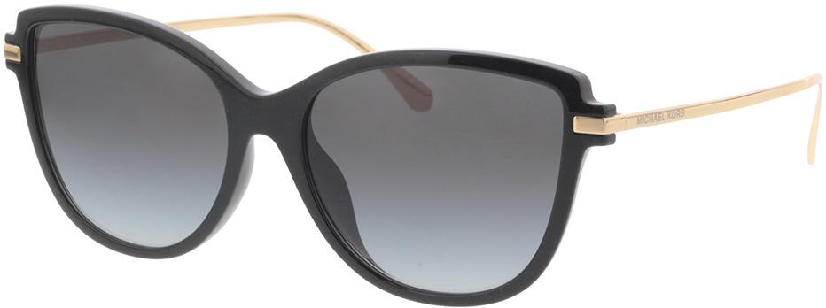 Picture of glasses model Michael Kors MK2130U 33328G 56-16 in angle 330