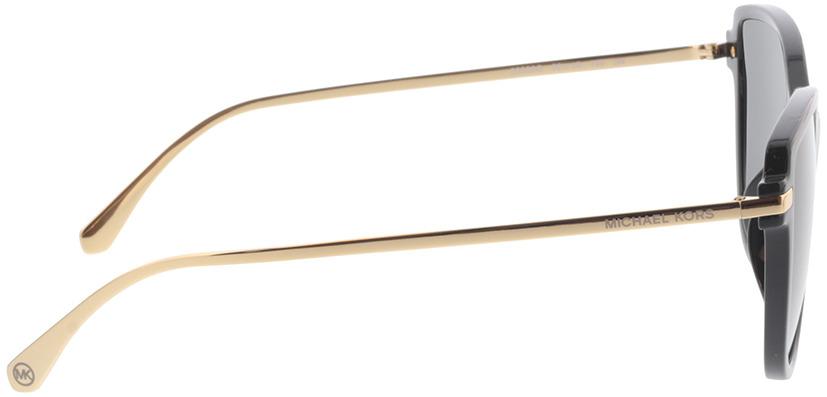 Picture of glasses model Michael Kors MK2130U 33328G 56-16 in angle 90