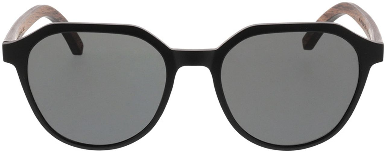 Picture of glasses model TAKE A SHOT Ferguson: Walnussholz 52-19 in angle 0