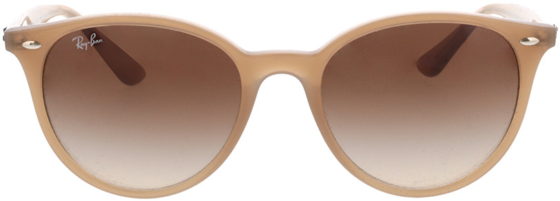 Picture of glasses model Ray-Ban RB4305 616613 53-19 in angle 0