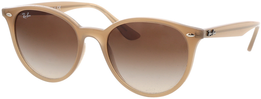 Picture of glasses model Ray-Ban RB4305 616613 53-19 in angle 330