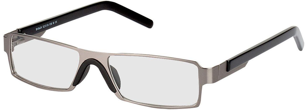 Picture of glasses model Skeldon-anthrazit/schwarz in angle 330