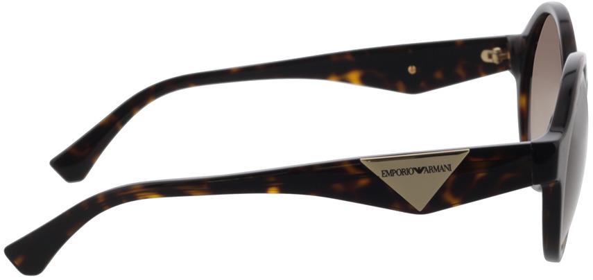 Picture of glasses model Emporio Armani EA4153 523413 51-23 in angle 90