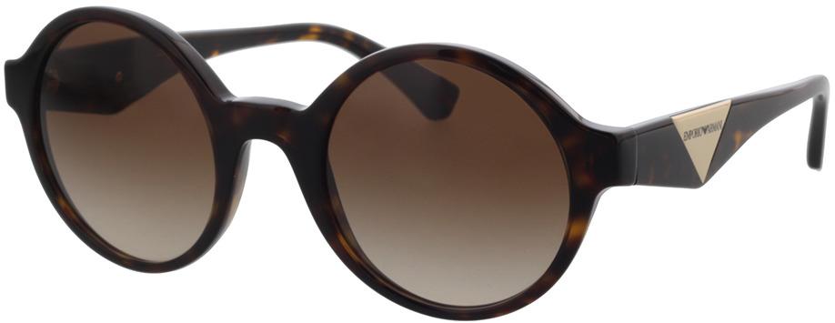 Picture of glasses model Emporio Armani EA4153 523413 51-23 in angle 330