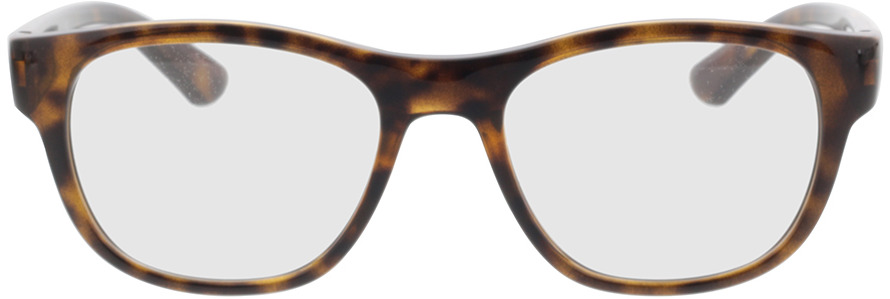 Picture of glasses model Ray-Ban RX7191 2012 53-19 in angle 0