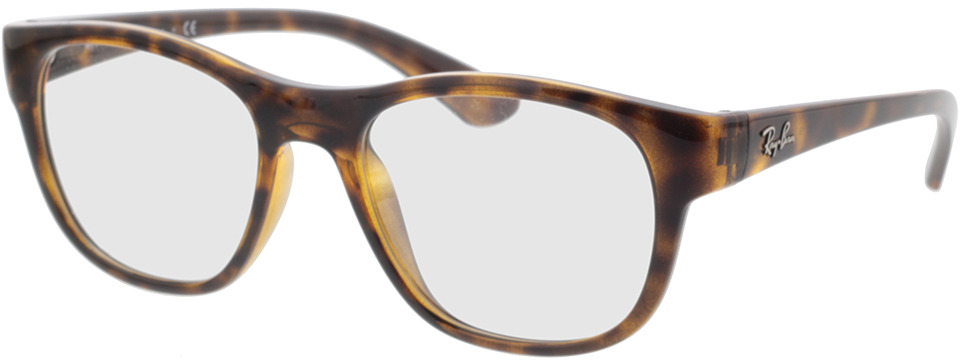 Picture of glasses model Ray-Ban RX7191 2012 53-19 in angle 330