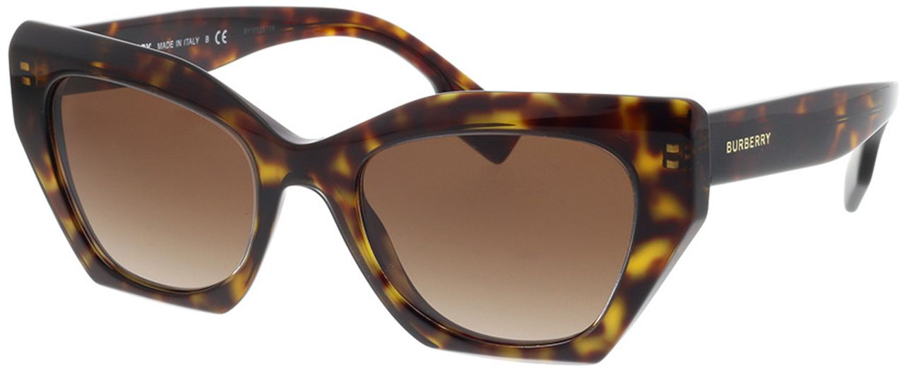 Picture of glasses model Burberry BE4299 383013 52-20 in angle 330