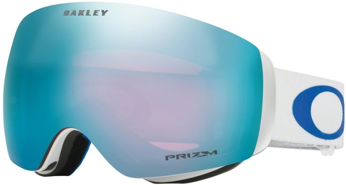 Picture of glasses model Oakley Skibrille FLIGHT DECK XM OO7064 706459 in angle 90