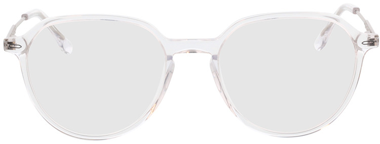 Picture of glasses model Sidus-transparent in angle 0