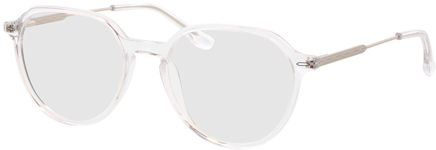 Picture of glasses model Sidus-transparent in angle 330