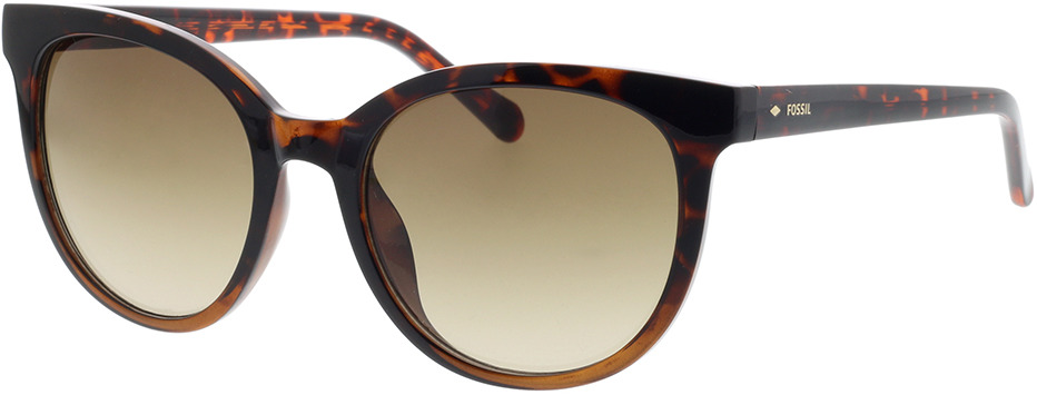 Picture of glasses model Fossil FOS 3094/S WR9 51-19