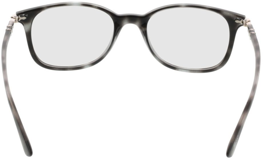 Picture of glasses model Persol PO3183V 1053 52-19 in angle 180