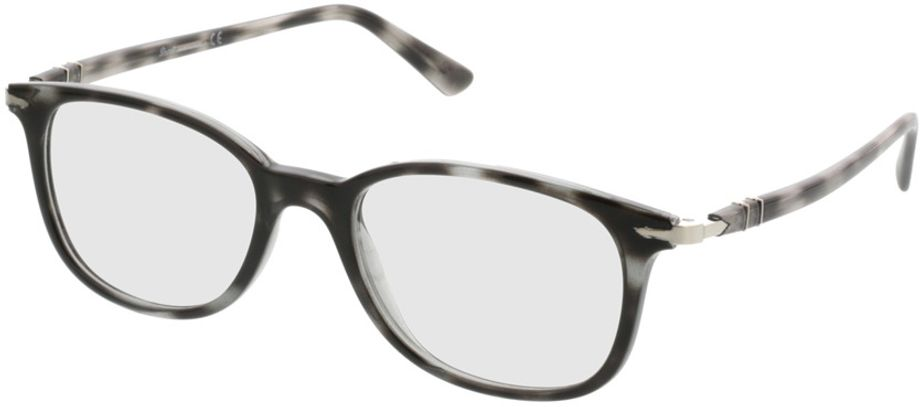 Picture of glasses model Persol PO3183V 1053 52-19 in angle 330