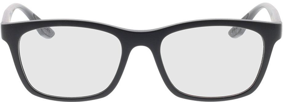 Picture of glasses model Prada Linea Rossa PS 02NV OAS1O1 53-18 in angle 0