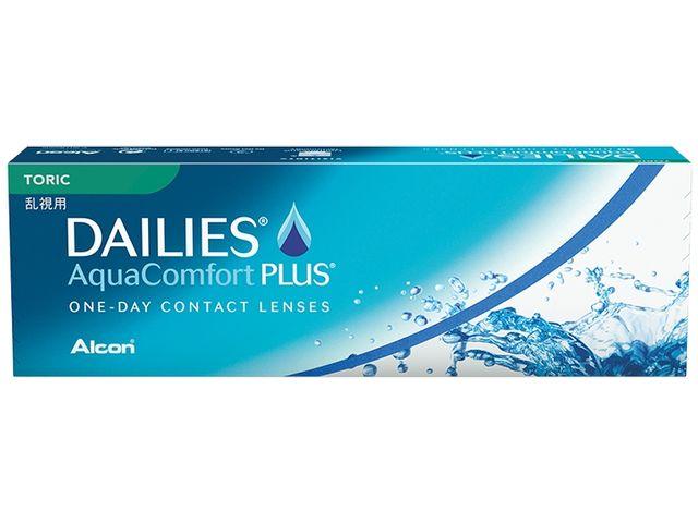 Dailies AquaComfort Plus Toric 30er Box