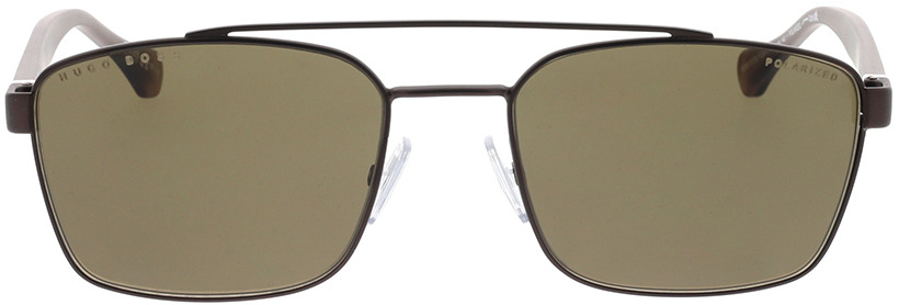 Picture of glasses model Boss BOSS 1117/S YZ4 57-19 in angle 0