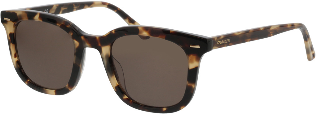 Picture of glasses model Calvin Klein CK20538S 244 49-22 in angle 330