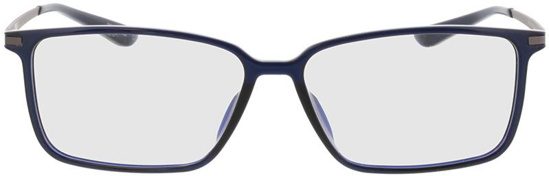Picture of glasses model Puma PU0114O-007 57-14 in angle 0
