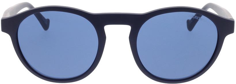 Picture of glasses model Emporio Armani EA4138 583780 52-22 in angle 0