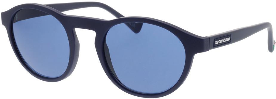 Picture of glasses model Emporio Armani EA4138 583780 52-22 in angle 330