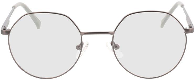 Picture of glasses model Alba-matt anthrazit/grau in angle 0