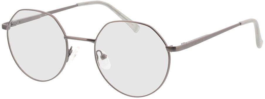 Picture of glasses model Alba-matt anthrazit/grau in angle 330