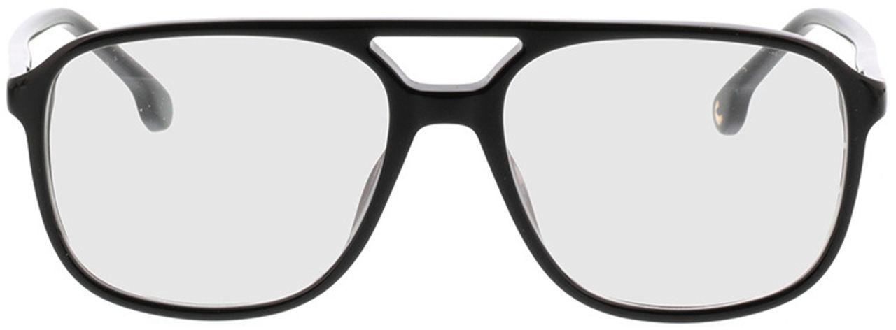 Picture of glasses model Carrera 176 807 54-16 in angle 0