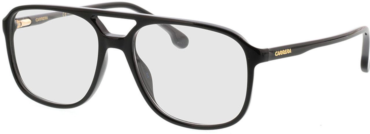 Picture of glasses model Carrera 176 807 54-16 in angle 330