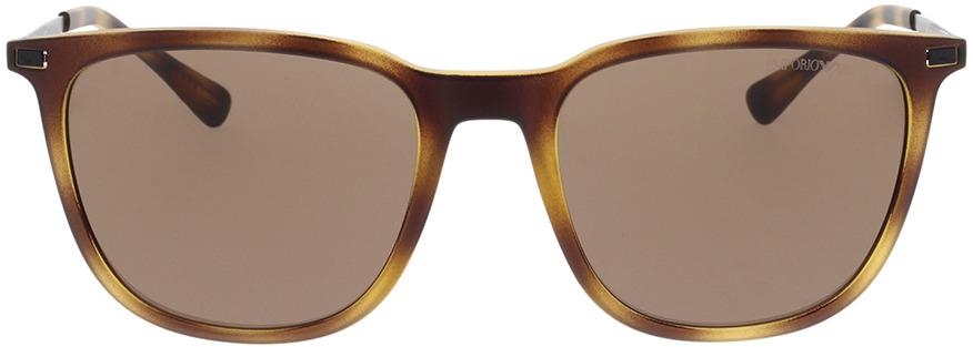 Picture of glasses model Emporio Armani EA4149 508973 55-19 in angle 0