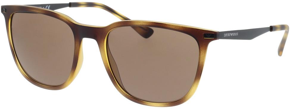 Picture of glasses model Emporio Armani EA4149 508973 55-19 in angle 330
