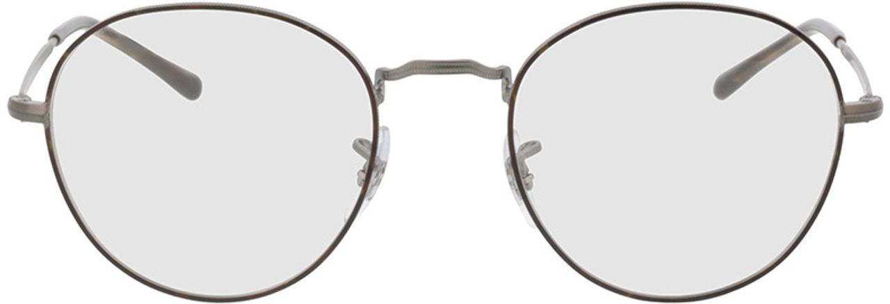 Picture of glasses model Ray-Ban RX3582V 3034 51-20 in angle 0