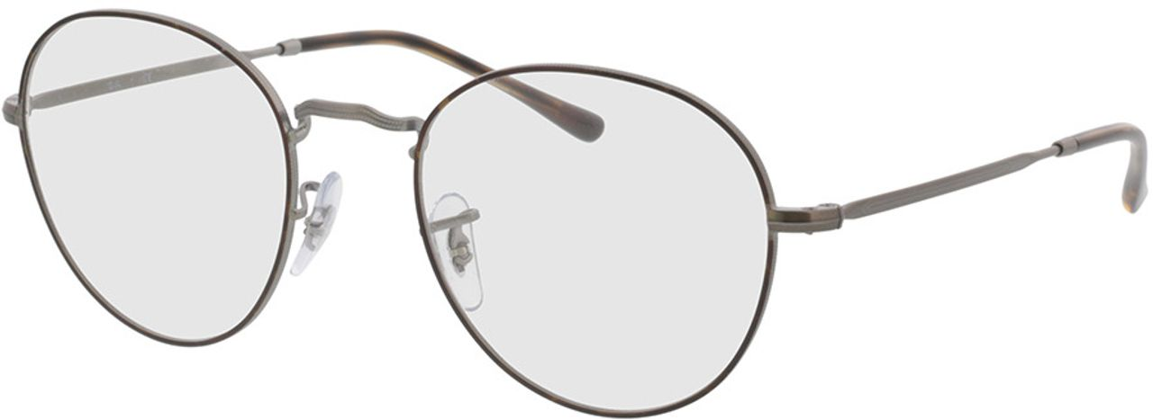 Picture of glasses model Ray-Ban RX3582V 3034 51-20 in angle 330