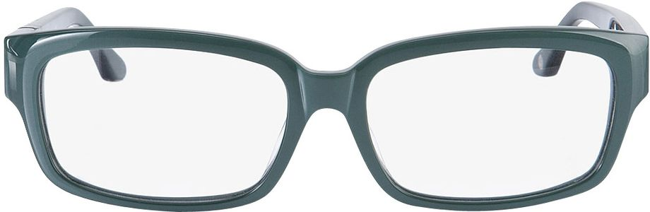 Picture of glasses model Brooklyn-grün in angle 0