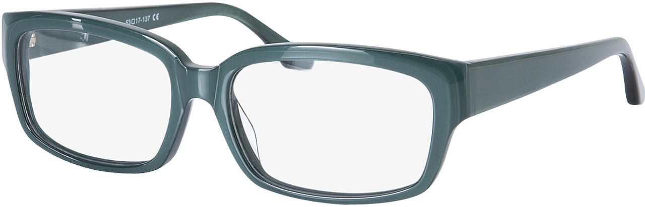 Picture of glasses model Brooklyn green in angle 330