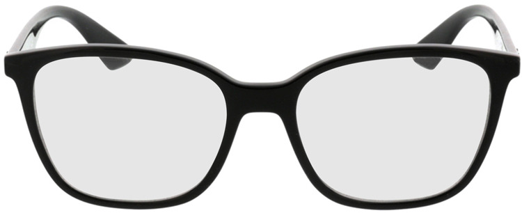 Picture of glasses model Ray-Ban RX7066 2000 52-17 in angle 0