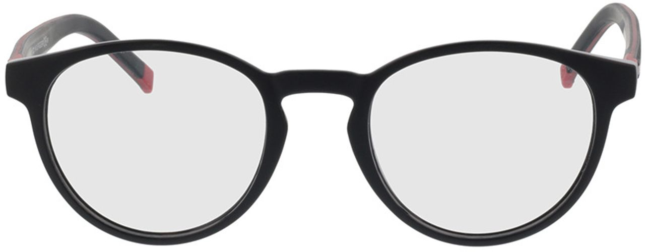Picture of glasses model Tommy Hilfiger TH 1787 FLL 49-21 in angle 0