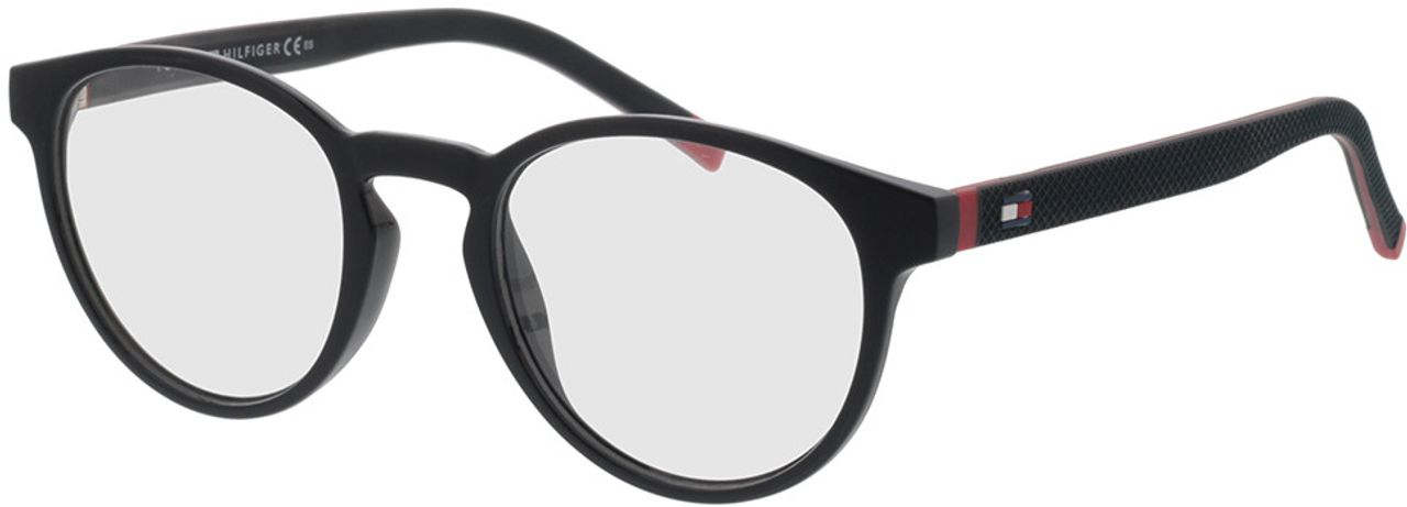 Picture of glasses model Tommy Hilfiger TH 1787 FLL 49-21 in angle 330