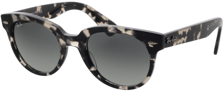 Picture of glasses model Ray-Ban RB2199 133371 52-22 in angle 330