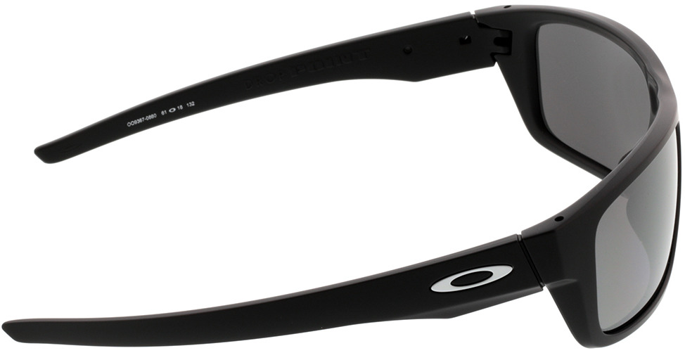 Picture of glasses model Oakley Drop Point OO9367 936708 60-18 in angle 90