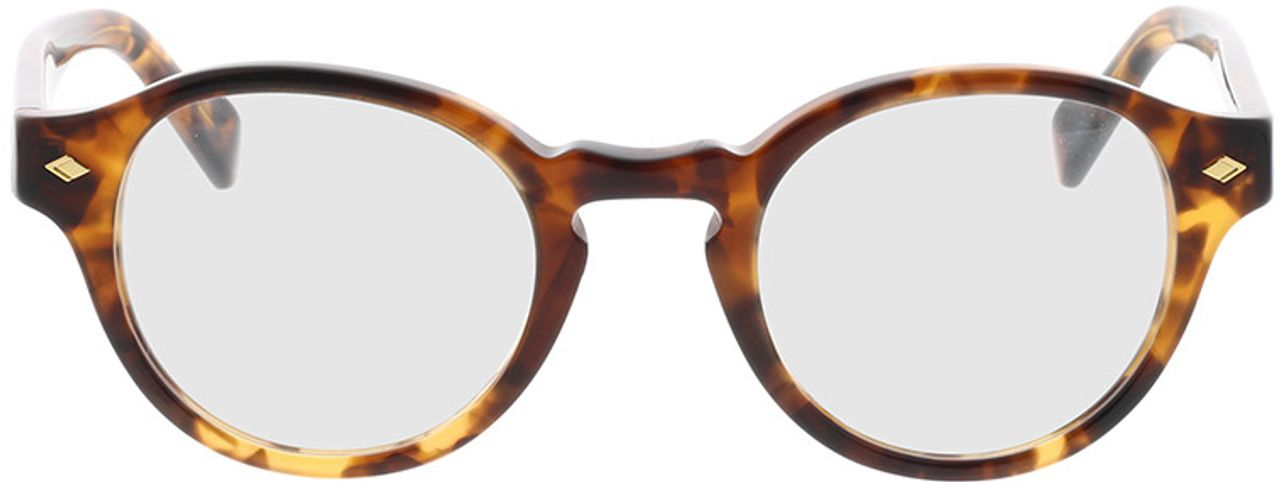 Picture of glasses model Vogue VO5332 2819 46-22 in angle 0