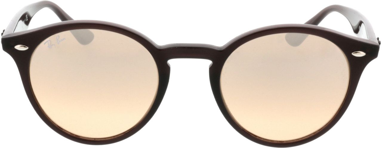 Picture of glasses model Ray-Ban RB2180 6231/3D 49-21 in angle 0