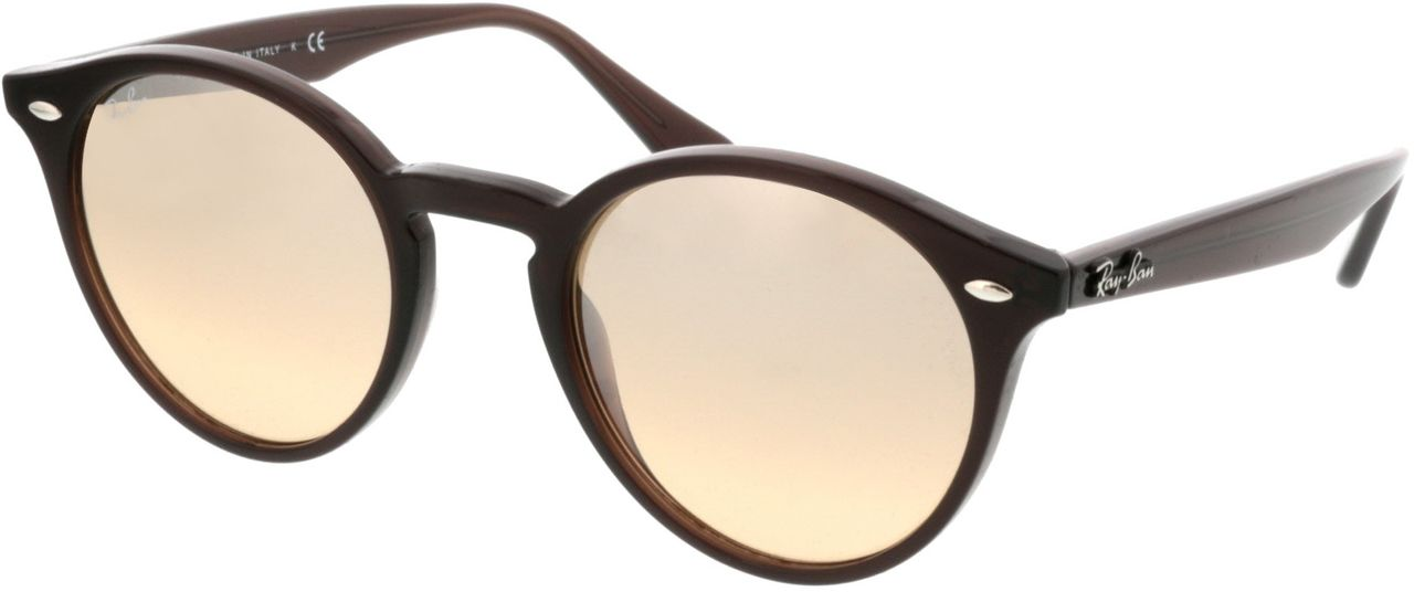 Picture of glasses model Ray-Ban RB2180 6231/3D 49-21 in angle 330