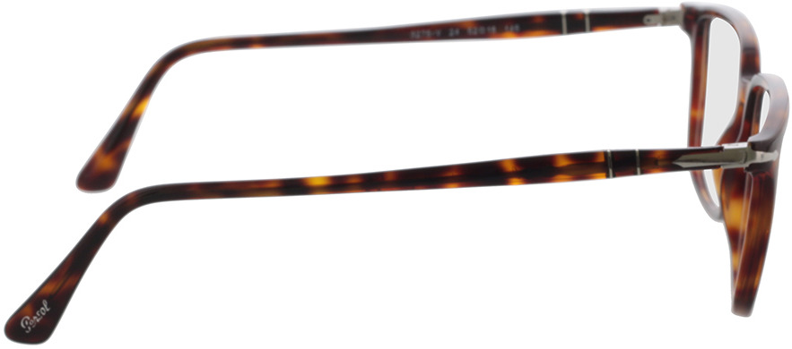 Picture of glasses model Persol PO3275V 24 52-18 in angle 90