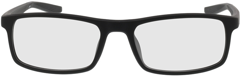 Picture of glasses model Nike NIKE 7119 001 53-17 in angle 0