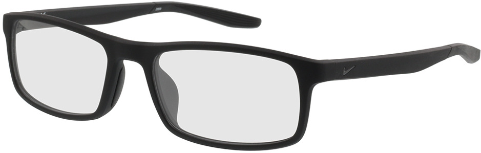 Picture of glasses model Nike NIKE 7119 001 53-17 in angle 330