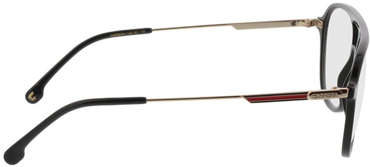Picture of glasses model Carrera CARRERA 1120 807 54-16 in angle 90